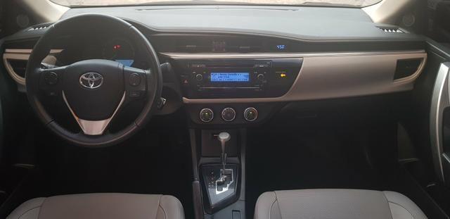 Toyota Corolla GLI automático 2016 - Foto 4