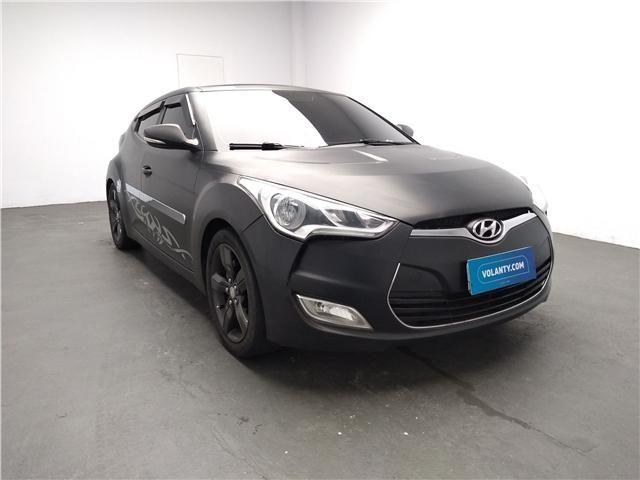 Hyundai Veloster 1.6 16v gasolina 3p automático - Foto 3