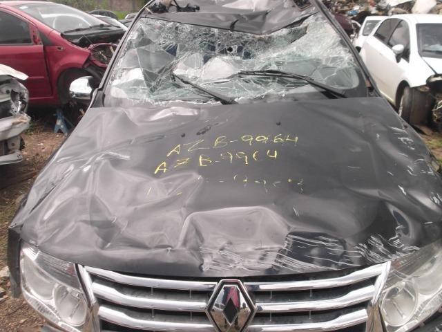 Sucata Renault Duster para retirada de peça - Foto 5