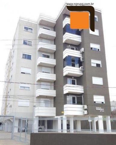 Apartamento com 2 dormitórios à venda, 71 m² por r$ 210.000,00 - vera cruz - gravataí/rs - Foto 2