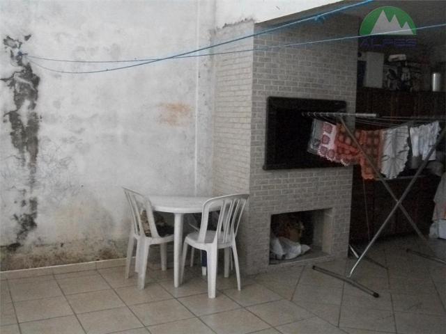 Sobrado residencial à venda, alto boqueirão, curitiba. - Foto 10