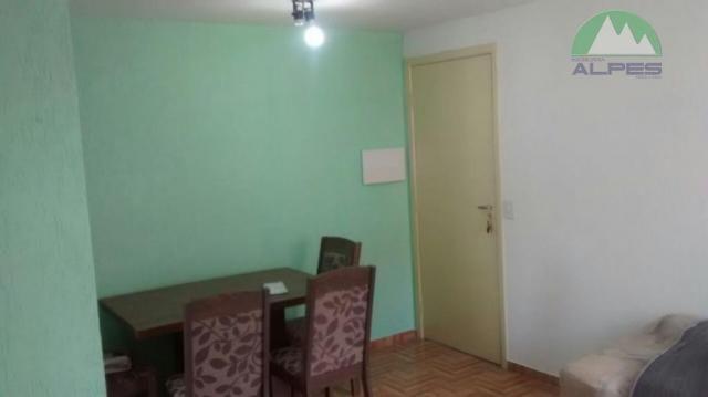 Apartamento residencial à venda, sítio cercado, curitiba. - Foto 14