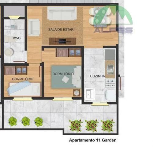 Apartamento residencial à venda, colônia murici, são josé dos pinhais. - Foto 18