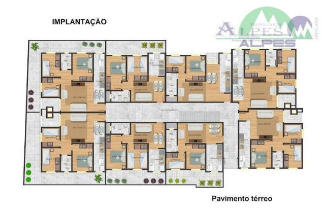 Apartamento residencial à venda, colônia murici, são josé dos pinhais. - Foto 3