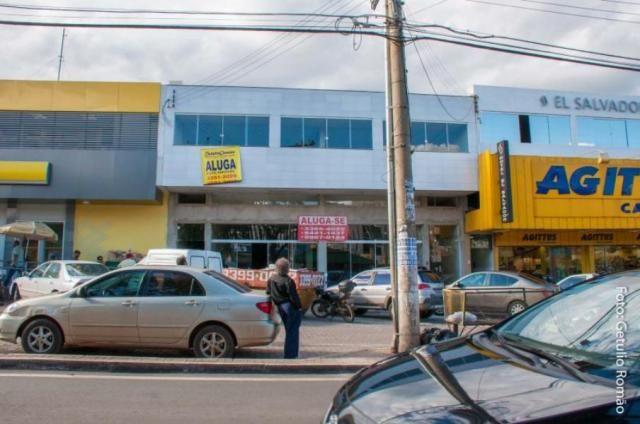 Avenida Central - Sobreloja, 312m² altos da Loja Americanas.