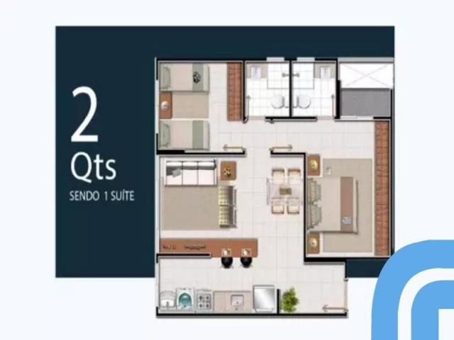 Apartamento à venda com 2 dormitórios em Vila rosa, Goiânia cod:V1017 - Foto 5