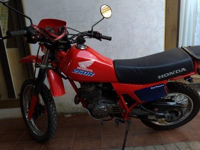 Honda Xlx 250 R - 1991 - Impecável - Raridade - Original