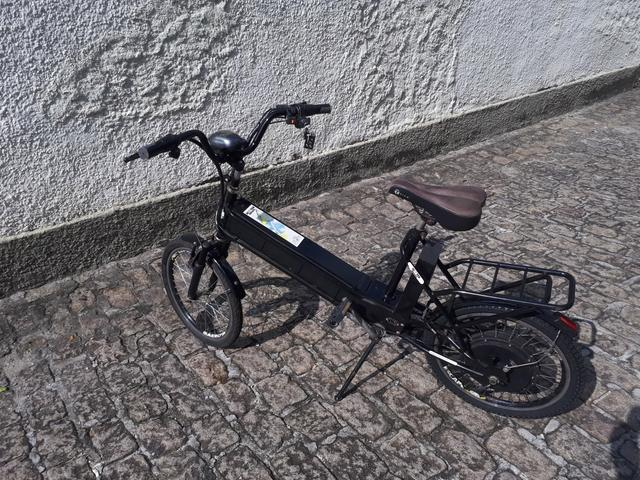 afd7e8282 Bicicleta Elétrica Scooter Brasil 800w usada