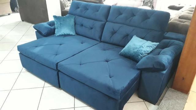 Sofá de 2,50 direto da fábrica!!! Avenida General Osório 220, * - Foto 2