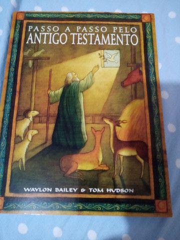 Livros de estudo passo a passo da biblia sagrada - Foto 2