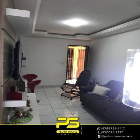 Apartamento com 3 dormitórios à venda, 60 m² por R$ 190.000 - Jardim Cidade Universitária  - Foto 9