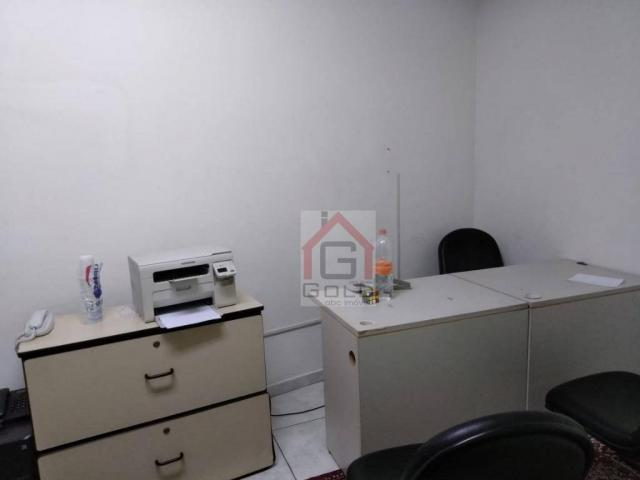 Sala para alugar, 40 m² por R$ 1.000/mês - Centro - Santo André/SP - Foto 4