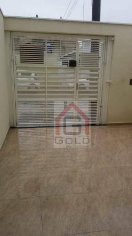 Sobrado com 2 dormitórios à venda, 70 m² por R$ 350.000 - Vila São Pedro - Santo André/SP - Foto 17