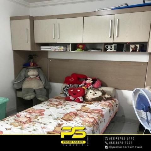 Apartamento com 3 dormitórios à venda, 60 m² por R$ 190.000 - Jardim Cidade Universitária  - Foto 6