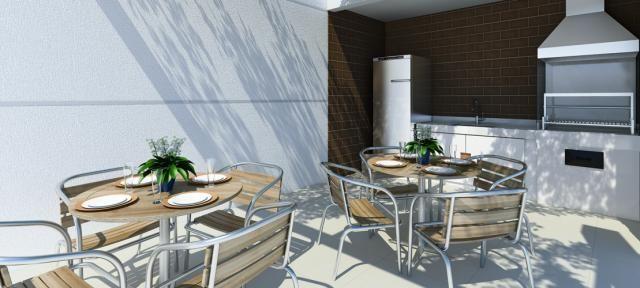 Residêncial Piemonte - Apartamento com 3 suítes e ótima localização no Jardim - Santo Andr - Foto 10