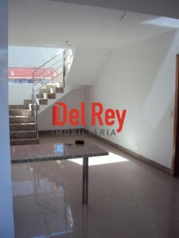 Cobertura à venda com 2 dormitórios em Caiçaras, Belo horizonte cod:1057