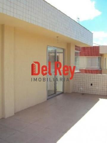 Cobertura à venda com 2 dormitórios em Caiçaras, Belo horizonte cod:1057 - Foto 5