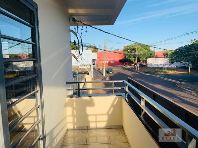 Apartamento com 3 dormitórios para alugar, 70 m² por R$ 950/mês - Centro - Navirai/MS - Foto 4