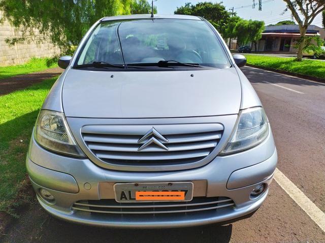 Citroen C3 1.4 Exclusive 2008 Baixo Km. Financio !!!! - Foto 14