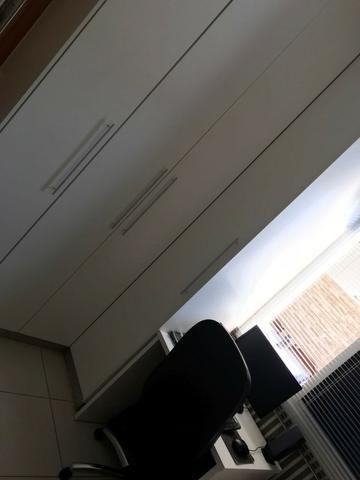 Casa topíssima de 3 qts toda mobiliada entregue de porteira fechada - Foto 9