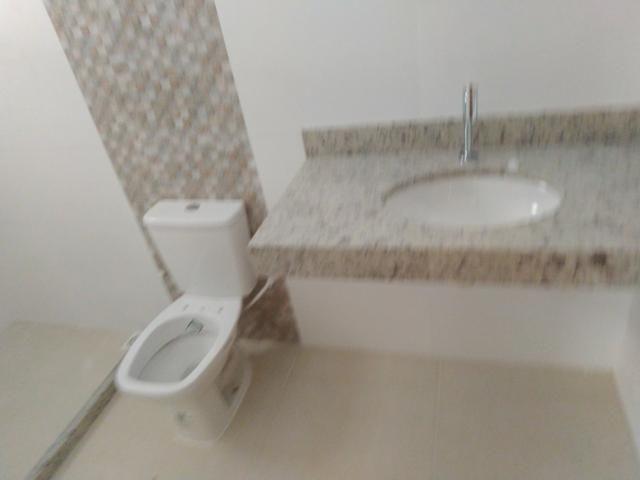 Excelente casa em condomínio do lado atacadão havan com visita privilegiada - Foto 9