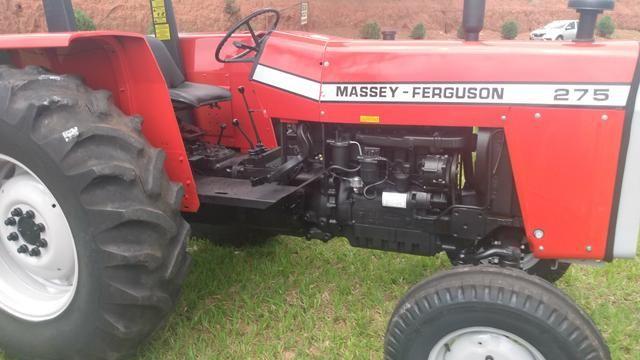 Trator Massey Ferguson 275 1995 - Foto 6