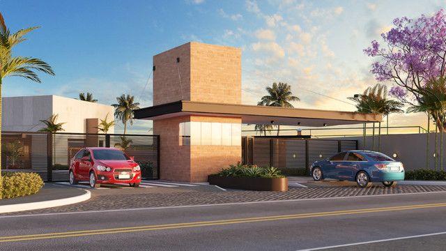 Oportunidade-Lançamento Jardim das Acácias - Casa 2/4 com área para ampliação - Foto 8