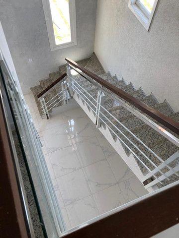 CD 017, Sapiranga, Casa duplex com 05 quartos, 03 vagas, 250 m2, piscina - Foto 12