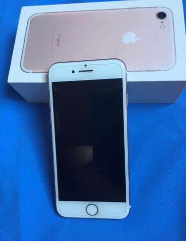IPhone 7 cor de cor rosa - Foto 6