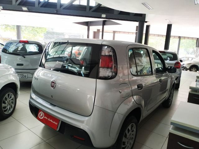Fiat Uno Attractive 1.0 Firefly (Flex) 2019 - Foto 4