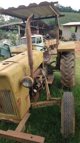 Trator Ford ano 80 ( leia a descrição ) - Foto 2