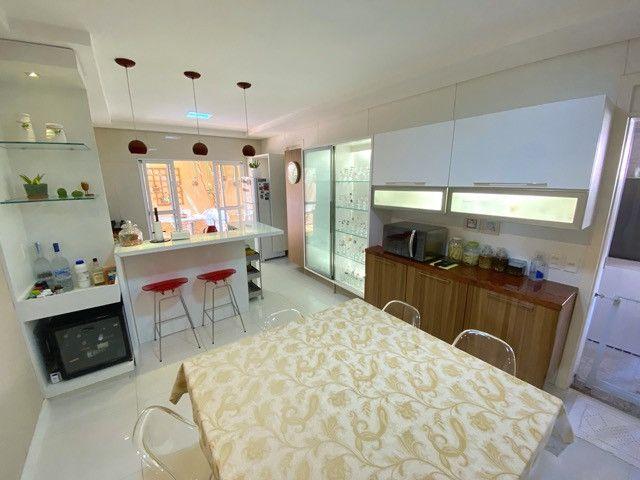 Casa duplex 500m² com 4 suítes máster 5 Vagas Cobertas. De Lourdes (Dunas) Fortaleza - CE - Foto 10