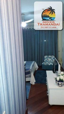 Um espetáculo de casa com 04 dorm (01 suíte), mobiliada, na Zona Nova de Tramandaí - Foto 12