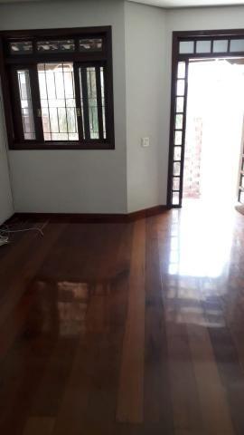 Casa à venda com 3 dormitórios em Castelo, Belo horizonte cod:5206