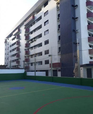 Apartamento à venda com 3 dormitórios em Manaíra, João pessoa cod:005711
