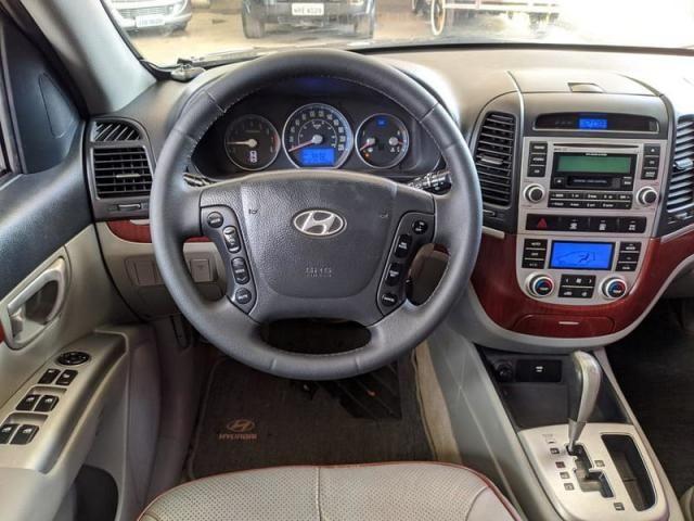 Hyundai Gran Santa Fe V6 3.3 7 Lugares - Foto 6