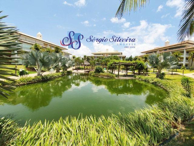 Golf Ville Resort nascente com 102m² mobiliado - Porto das Dunas  - Foto 10