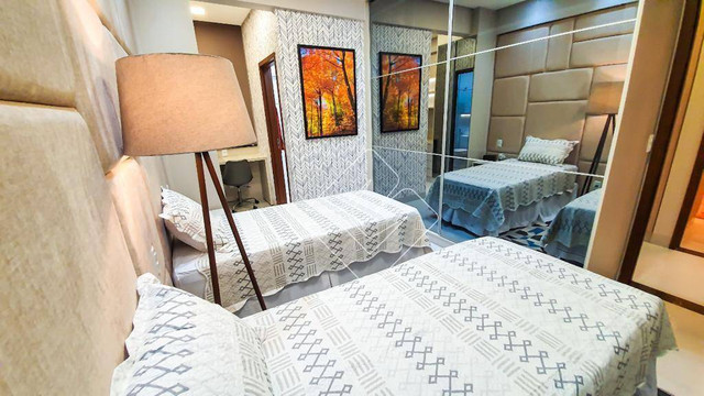 Apartamento com 3 dormitórios à venda, 117 m² por R$ 670.000 - Pallazzio Club Residence -  - Foto 7