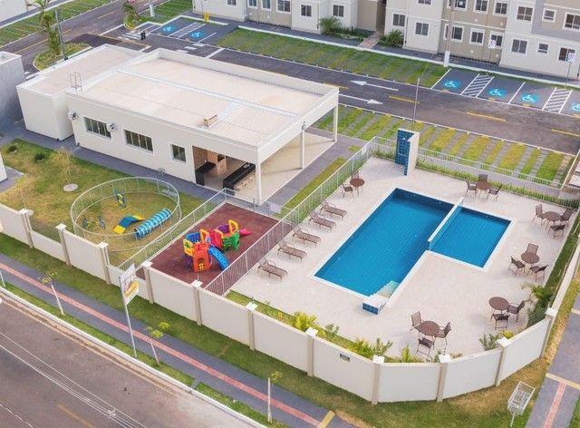 MRV Chapada dos Hibiscos Apartamento 2 quartos Morada do Ouro  - Foto 7