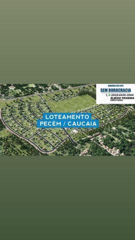 Loteamento no Cauípe/Caucaia com infraestrutura completo  - Foto 10