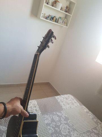 Vendo violão de Aço Elétrico  - Foto 3
