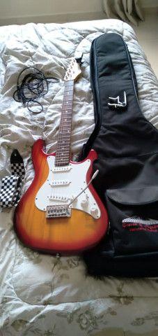 Guitarra Elétrica Strinberg Sts100