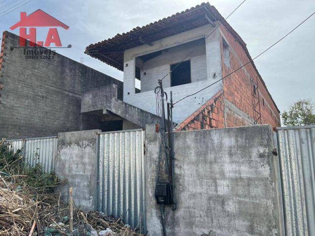 Terreno com Casa Duplex com 10 dormitórios à venda, 60 m² por R$ 420.000 - Centro - Pindor