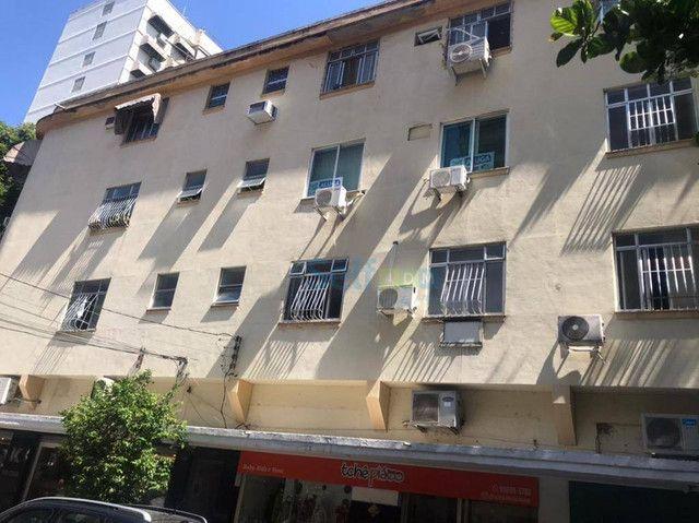 Apartamento com 2 dormitórios para alugar, 50 m² - Icaraí - Niterói/RJ