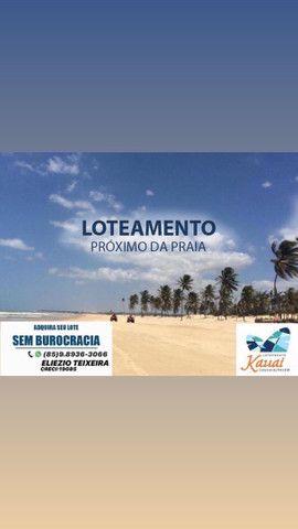 Loteamento no Cauípe/Caucaia com infraestrutura completo  - Foto 9