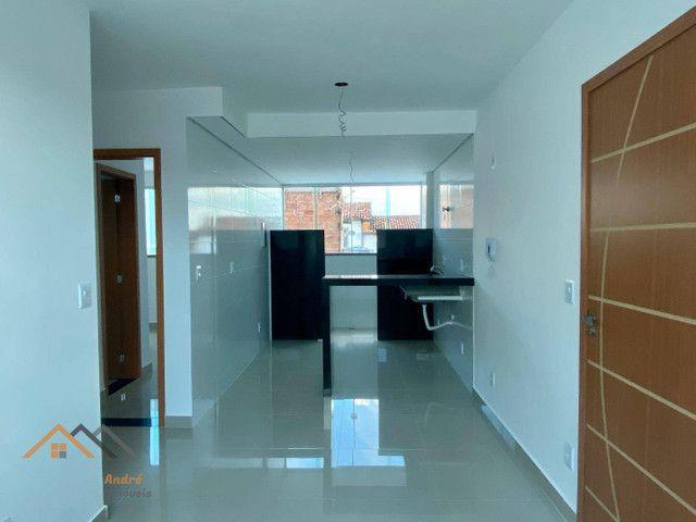 Apartamento com 2 quartos suíte e elevador à venda, 50 m² por R$ 260.000 - Santa Mônica -  - Foto 2