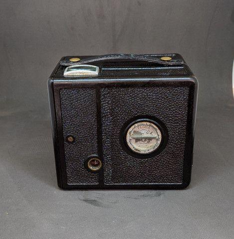 Linda câmera fotográfica antiga - Foto 5
