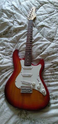 Guitarra Elétrica Strinberg Sts100 - Foto 2