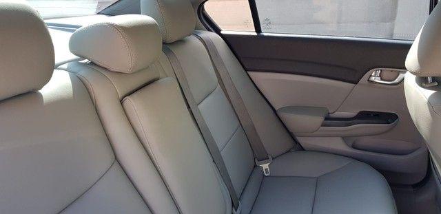 Honda Civic New  LXR 2.0 i-VTEC (Aut) (Flex) - Foto 12
