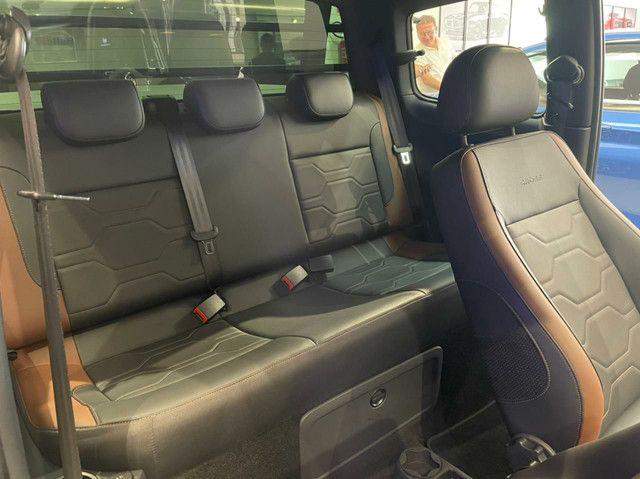 VW VOLKSWAGEN SAVEIRO CROSS CD 1.6 FLEX MT 20-21  - Foto 10